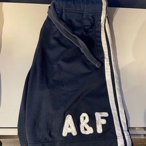 Abercrombie athletic shorts